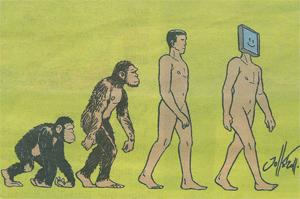 Un dessin de Thierry Jollet pour le Nouvelle République.