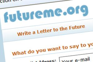 futureme.org, prendre rendez-vous avec l'avenir.