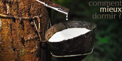 les matelas en 100% latex naturel n ont pas 100% de latex pure