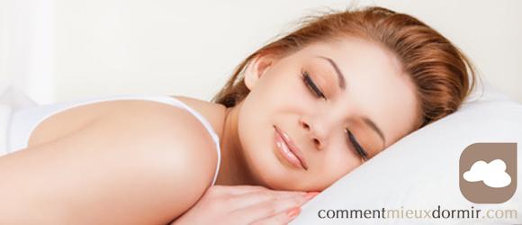 une bonne nuit et une sieste est l'idéal pour bien récupérer