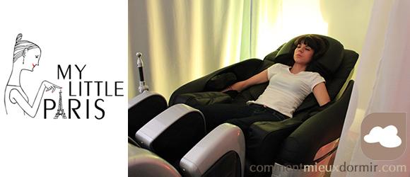 l'atelier du sommeil de my little paris animé par Christophe Bigot de comment mieux dormir
