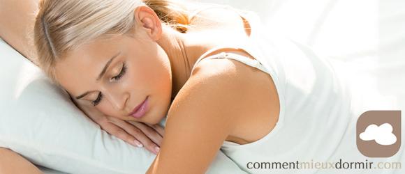 dormir sur le ventre favorise les torticolis