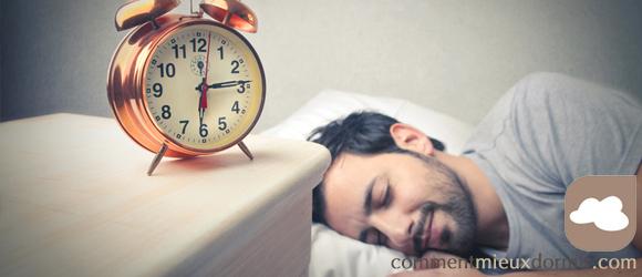 repousser la sonnerie du reveil nuit à la santé