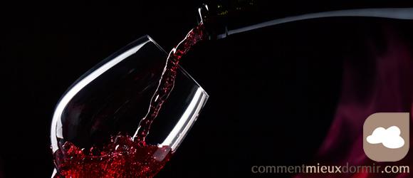 l'alcool perturbe le sommeil