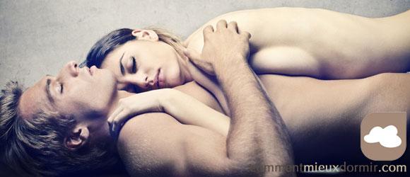 Dormir nu est bon pour la santé