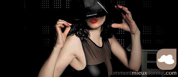 We demain j'ai testé le sexe virtuel