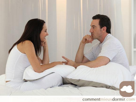 literie quel type de couple êtes vous au lit ?