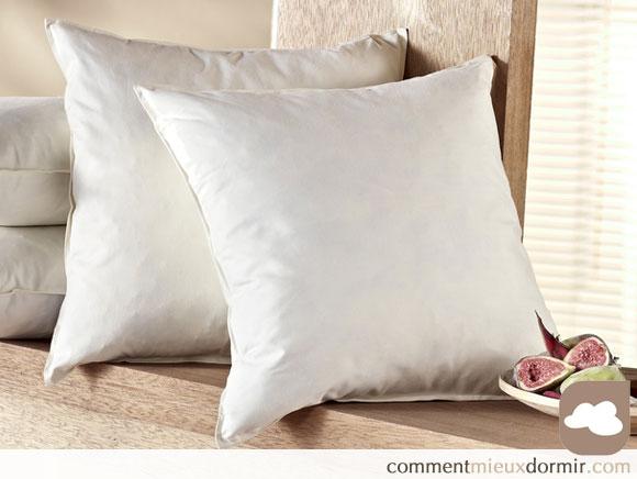 comment laver un oreiller en plumes. Black Bedroom Furniture Sets. Home Design Ideas