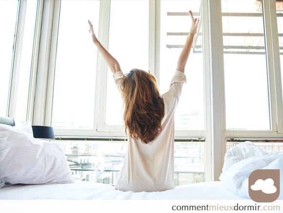 Une tendance mrquée par des gens qui décident de se lever plus tôt pour avoir du temps pour eux