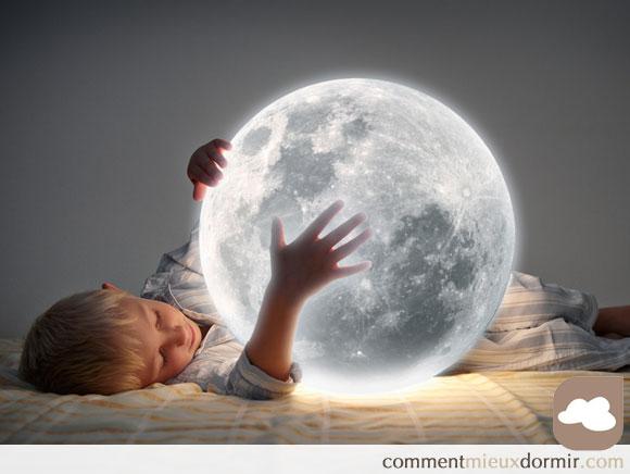 Songes d'enfant de la nuit de noël