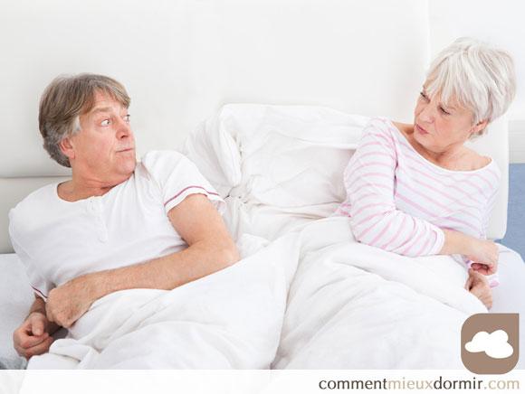 les seniors divorcent de plus en plus