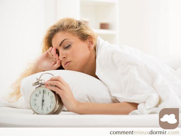 Mieux dormir pour travailler mieux