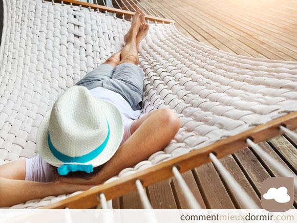 Les vacances pour retrouver le sommeil