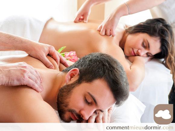 Les conseils massages du figaro santé