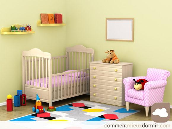 conseils pratiques pour aménager une chambre de bébé