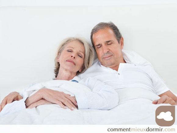 les bonnes raisons de dormir à deux