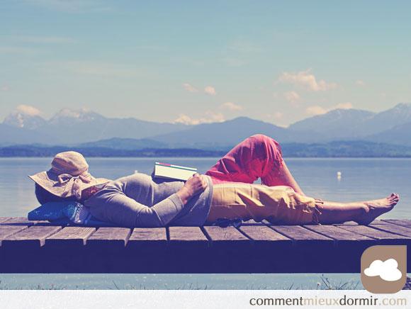L'importance de la sieste