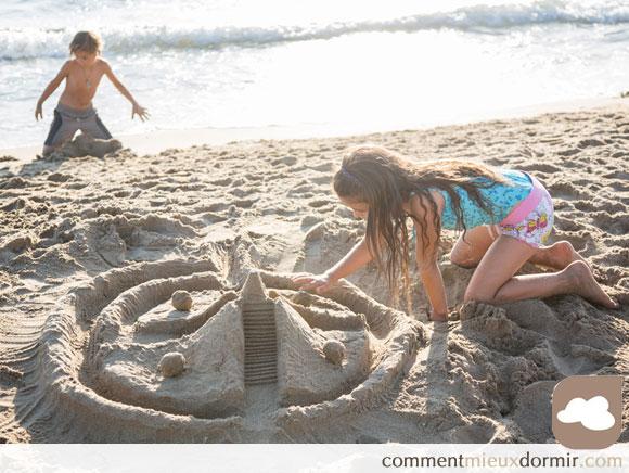 Comment occuper un enfant pendant les vacances