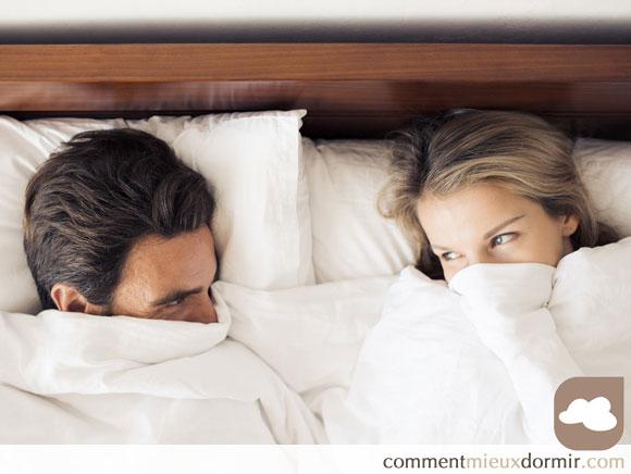 la routine du coucher est bonne pour le couple