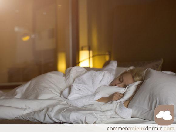 Bien dormir dans sa chambre
