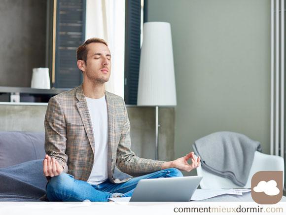 la méditation mon conseil bien-être