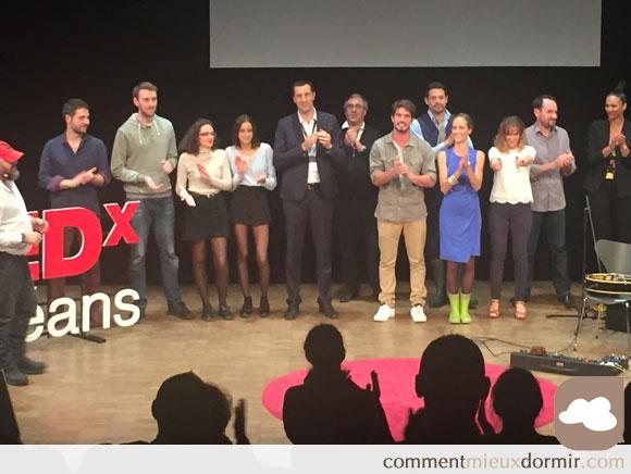 Le TedX sur le thème de l'humanité