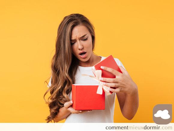 La phobie des cadeaux