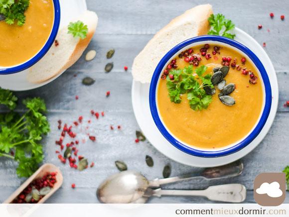 recettes de soupes simples à réaliser