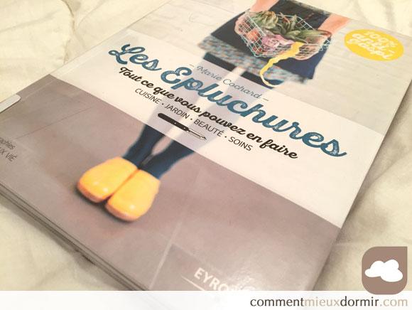 Un livre sur les épluchures
