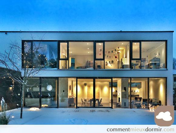 Maison passive rime avec écologie et économie