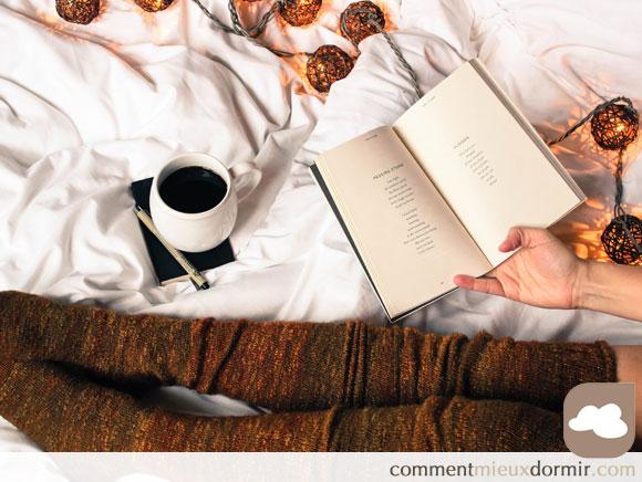 5 choses à faire dans un lit