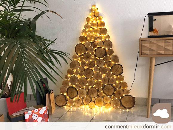 le sapin de Noël écolo d'Anne-Laure Thome