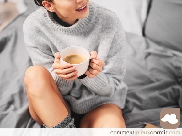 Les effets du café sur le someil