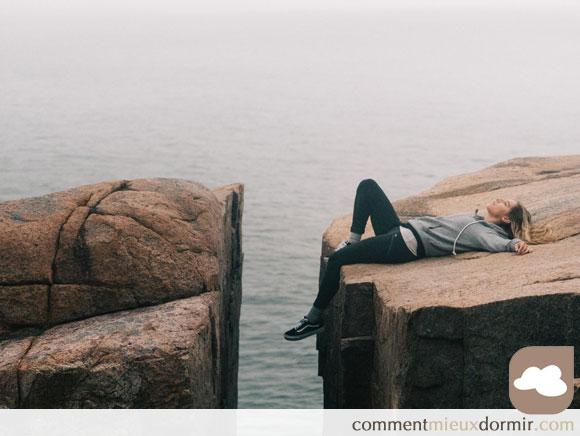 Les troubles du sommeil peuvent provenir de l'isolement