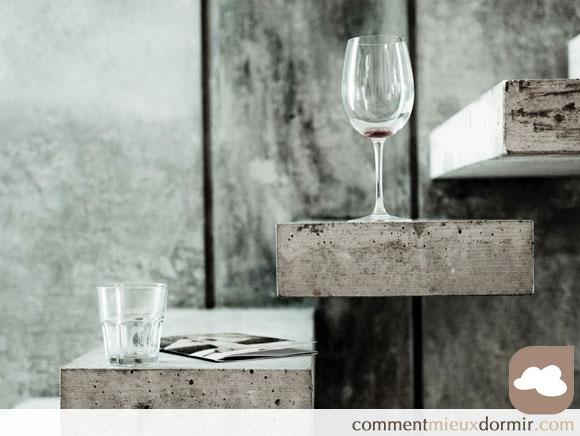 Le vin aide à mieux dormir