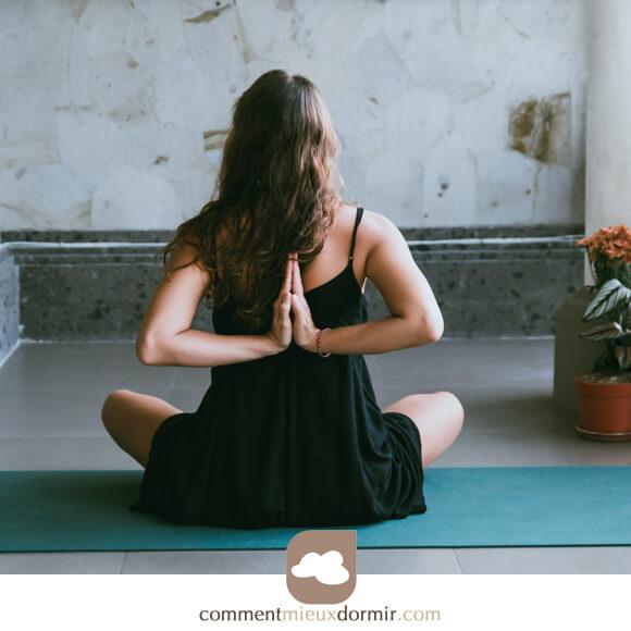 yoga rituel positif du matin