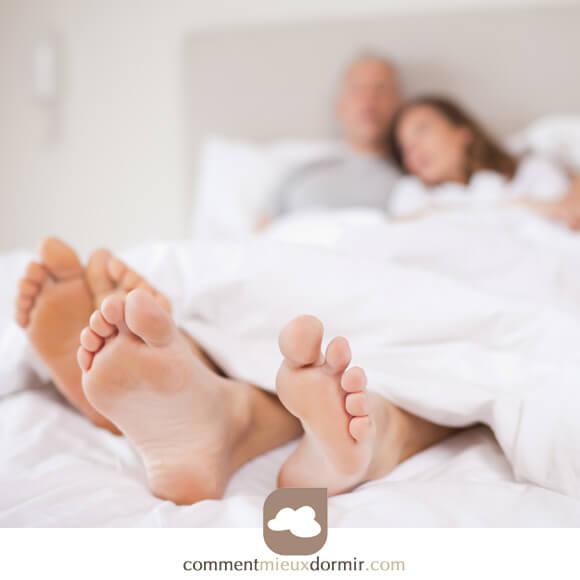 Se réconcilier sur l'oreiller