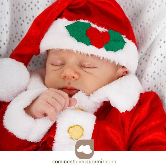 souvenirs de la nuit de Noel